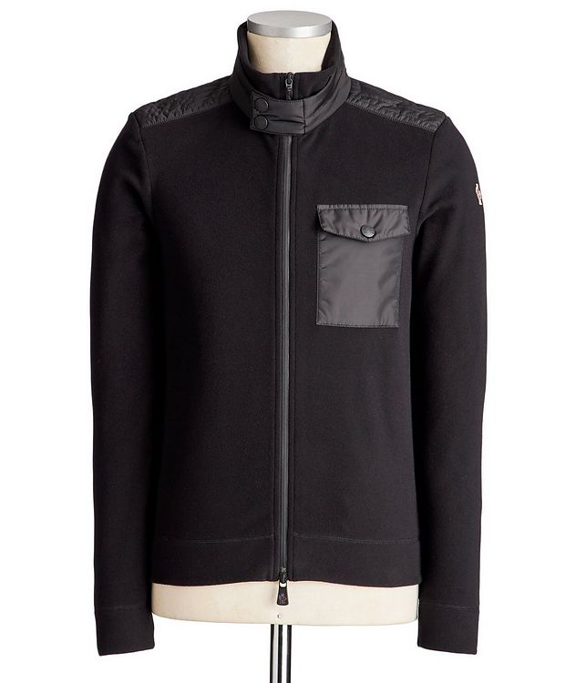 Grenoble Zip-Up Sweater picture 1