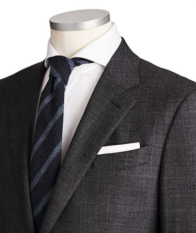 Milano Easy Wool-Cashmere Suit picture 2