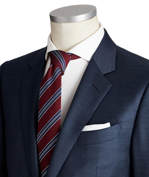 Torino Wool-Silk Suit picture 2