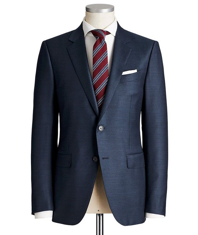 Torino Wool-Silk Suit picture 1