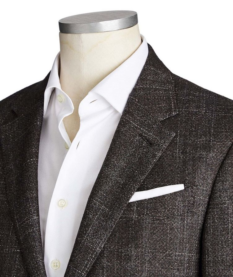 Milano Easy Cashmere-Silk Sports Jacket image 1