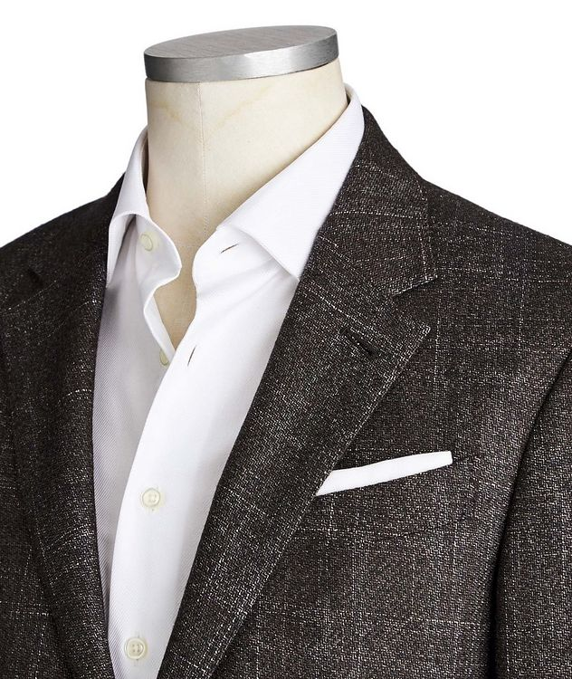Milano Easy Cashmere-Silk Sports Jacket picture 2
