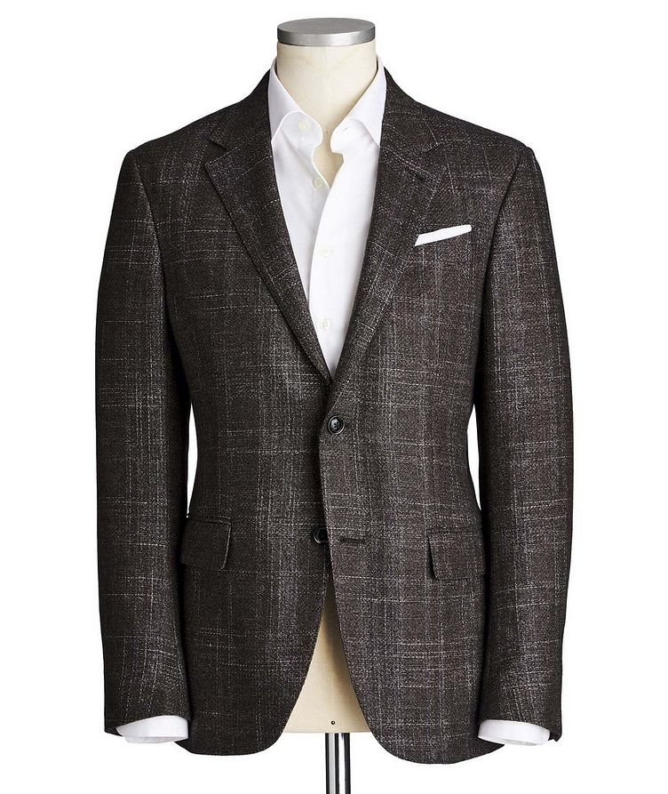 Milano Easy Cashmere-Silk Sports Jacket image 0