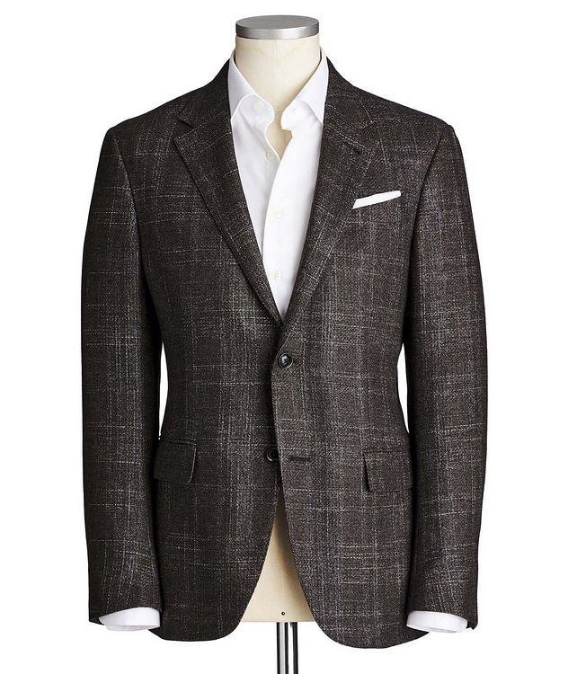 Milano Easy Cashmere-Silk Sports Jacket picture 1