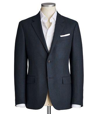 Ermenegildo Zegna Milano Easy Cashmere Sports Jacket