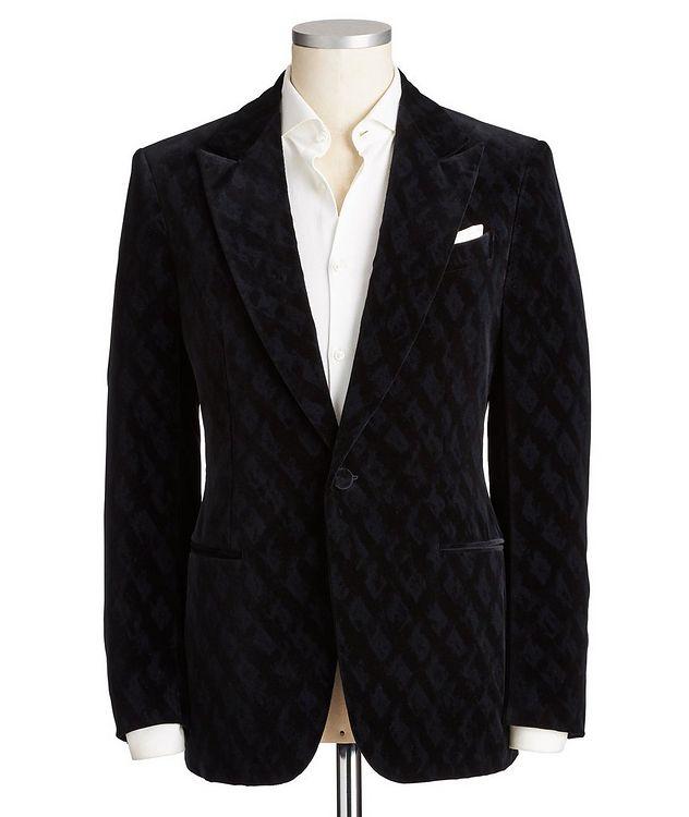 Venezia Velvet Tuxedo Jacket picture 1