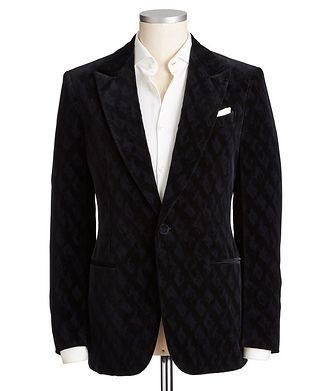 Ermenegildo Zegna Venezia Velvet Tuxedo Jacket