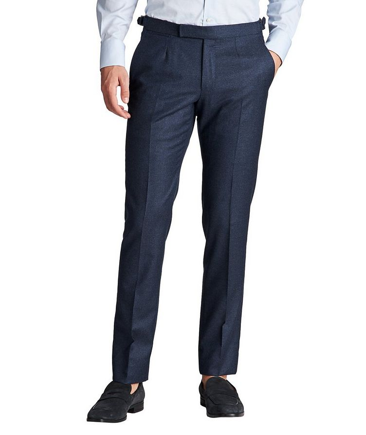 Slim Fit Dress Pants image 0