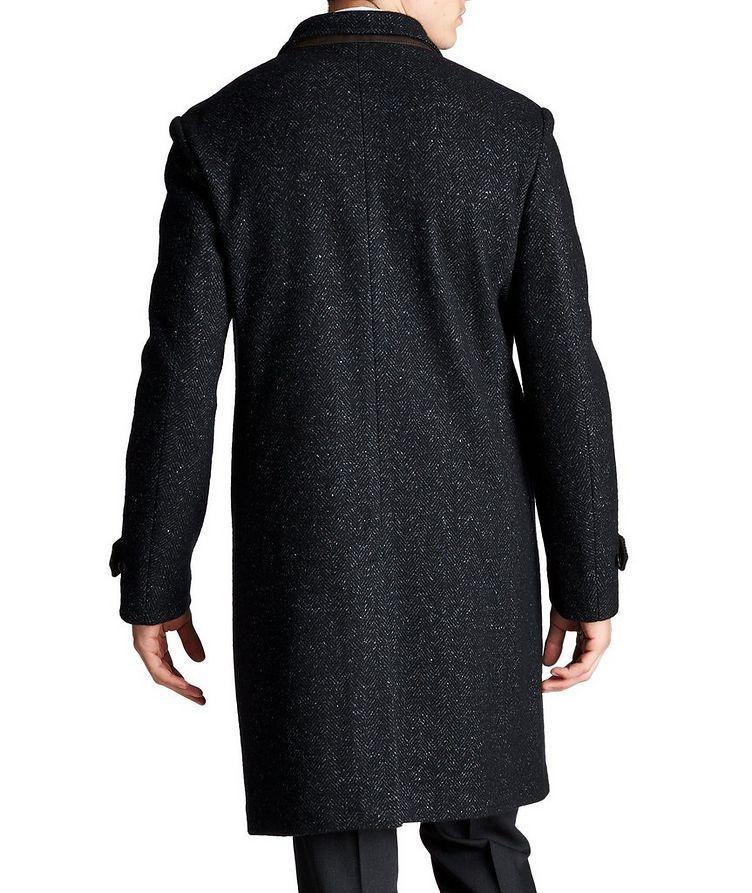 Wool, Cashmere & Silk Overcoat image 1