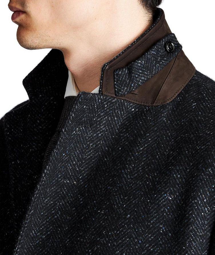 Wool, Cashmere & Silk Overcoat image 2