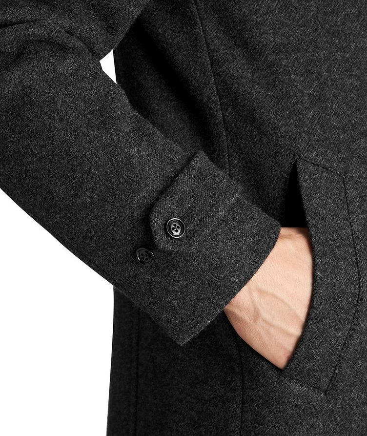 Wool-Cashmere Overcoat image 3
