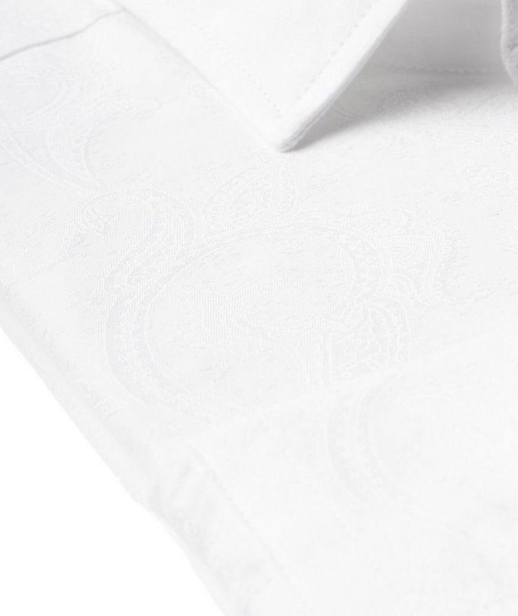 Paisley-Printed Cotton Shirt image 1