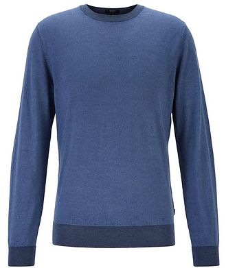 BOSS Wool-Silk Sweater