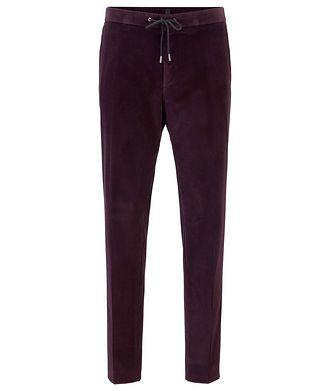 BOSS Contemporary Fit Corduroy Dress Pants