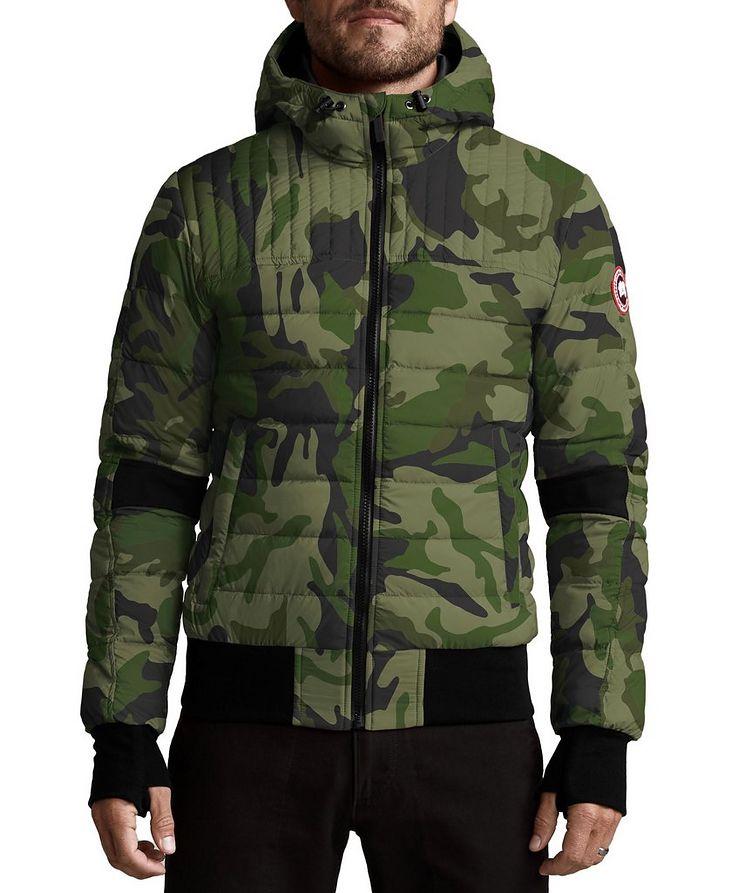 Manteau de duvet, modèle Cabri image 0