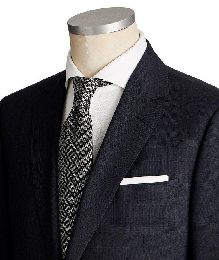 Drop 8 Glen Checked Suit image 1