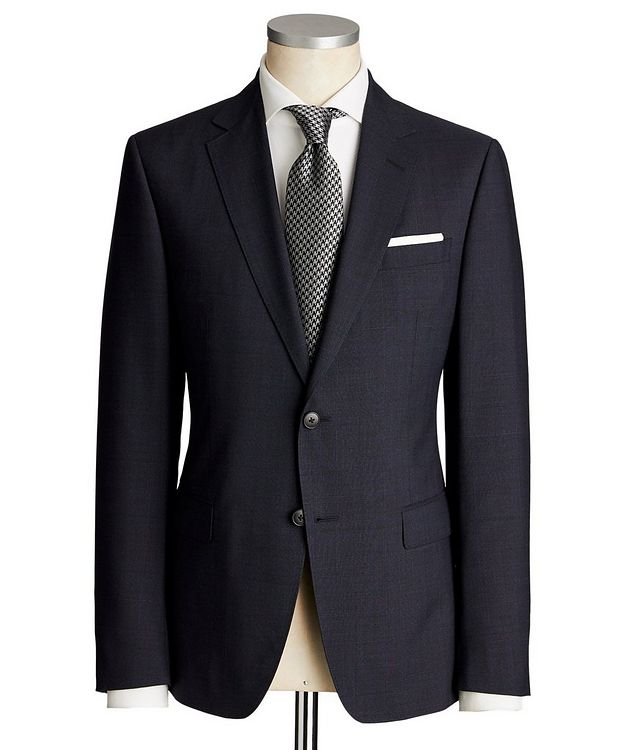 Drop 8 Glen Checked Suit picture 1