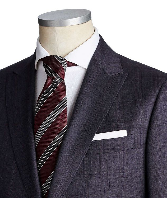 Drop 8 Windowpane Suit picture 2