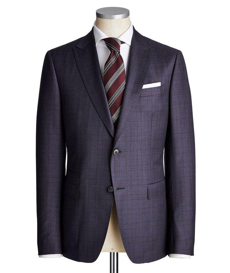Drop 8 Windowpane Suit image 0
