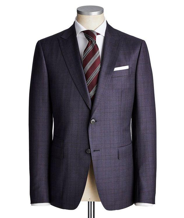 Drop 8 Windowpane Suit picture 1