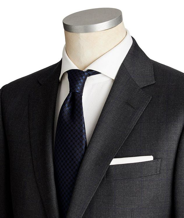 Drop 8 Windowpane-Check Suit picture 2