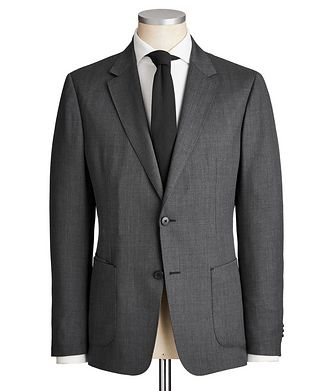 Z Zegna Techmerino Wash & Go Suit