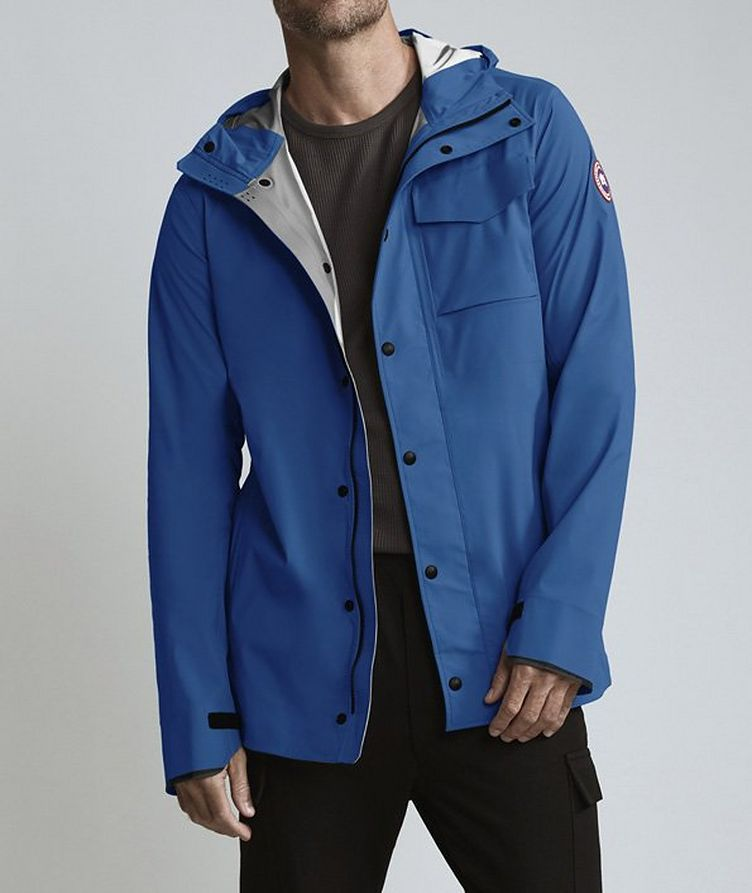 Nanaimo Water-Repellent Shell Jacket image 1