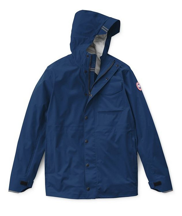 Nanaimo Water-Repellent Shell Jacket picture 1