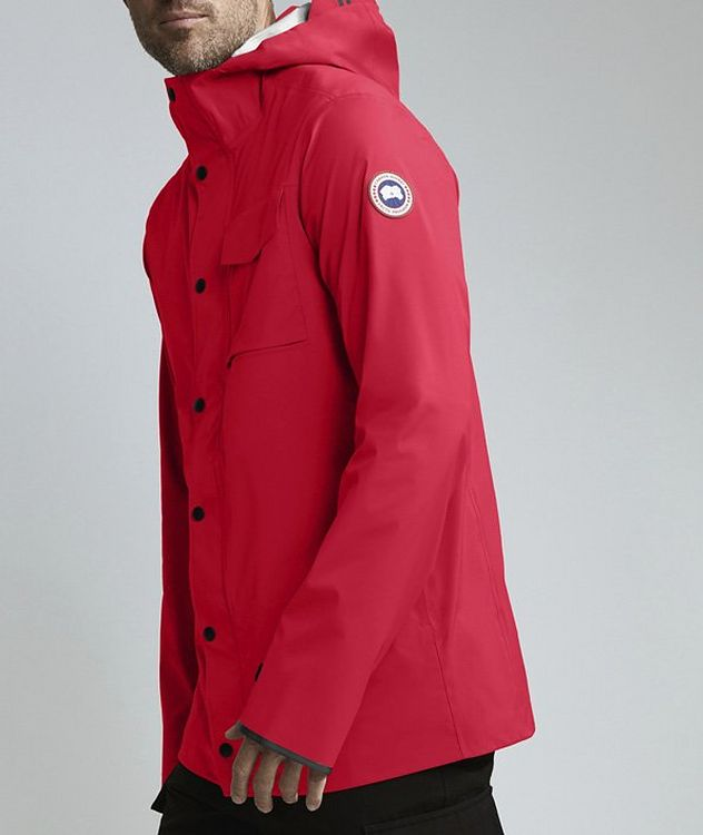 Nanaimo Water-Repellent Shell Jacket picture 3