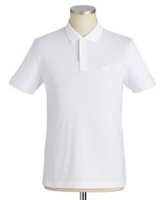 BOSS Cotton Piqué Polo