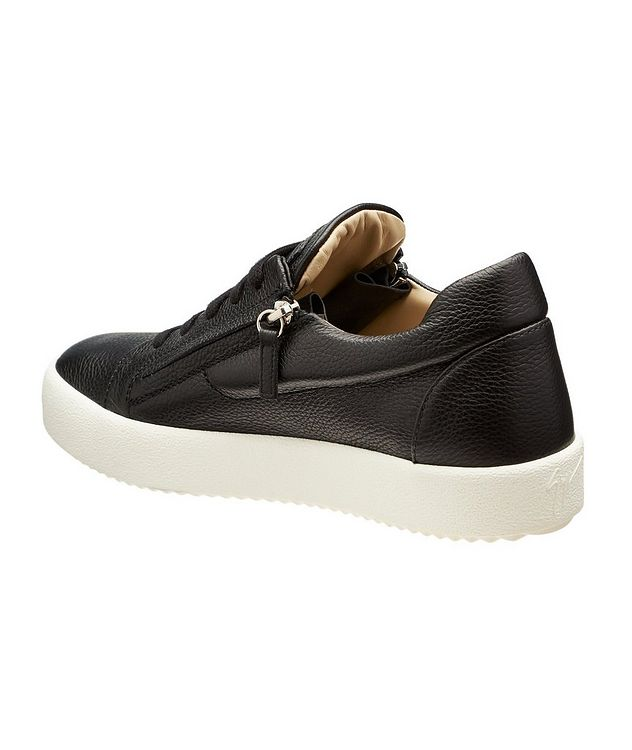 Tumbled Deerskin Low-Tops picture 2