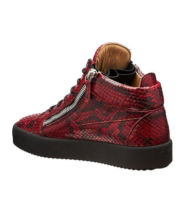 Chaussure sport Kriss à motif d'écailles picture 2