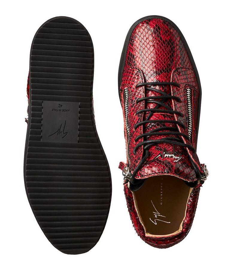 Chaussure sport Kriss à motif d'écailles image 2