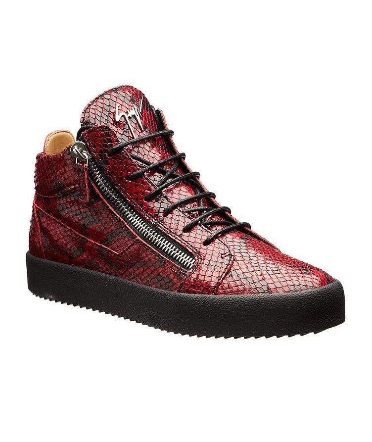 Chaussure sport Kriss à motif d'écailles image 0
