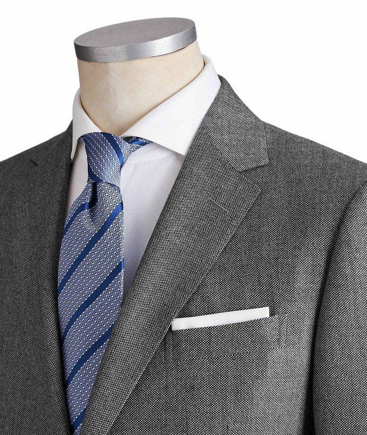 Drop 8 Bird's Eye Wool Suit image 1