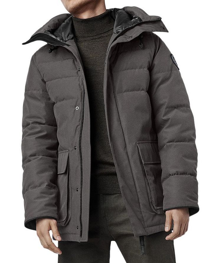 Wedgemount Parka Black Label image 1