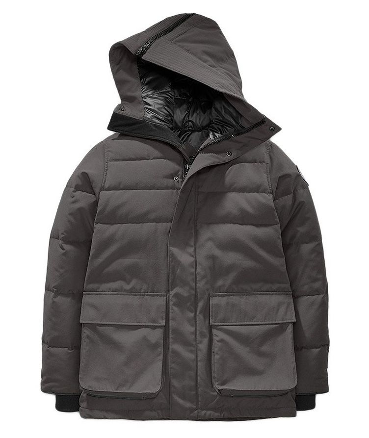Wedgemount Parka Black Label image 0