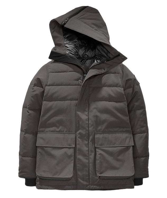 Wedgemount Parka Black Label picture 1