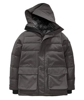 Canada Goose Wedgemount Parka Black Label