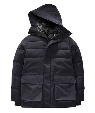 Canada Goose Manteau Wedgemount, collection Black Label