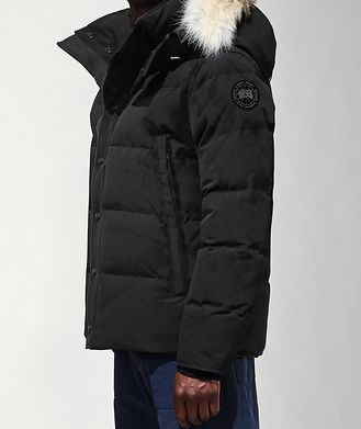 Canada Goose Wyndham Parka Black Label