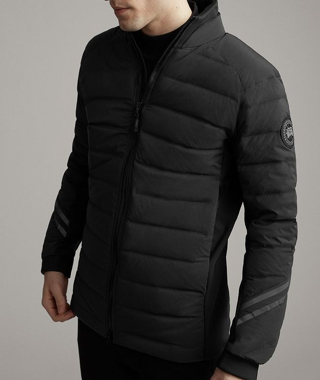 Manteau HyBridge CW, collection Black Label picture 1
