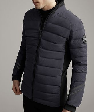 Canada Goose HyBridge CW Bomber Black Label