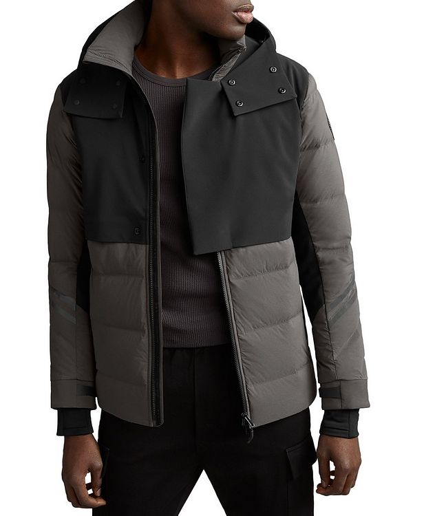 Manteau HyBridge CW Element, collection Black Label picture 2