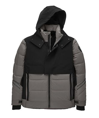 Canada Goose HyBridge CW Element Jacket Black Label