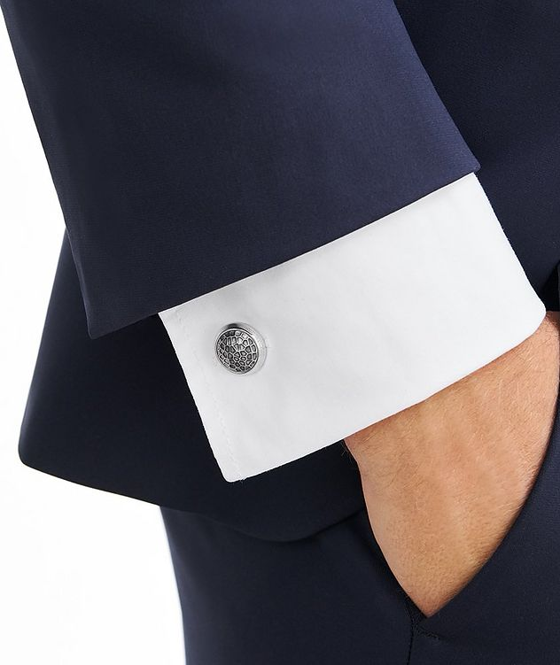 Stainless Steel Cufflinks picture 2