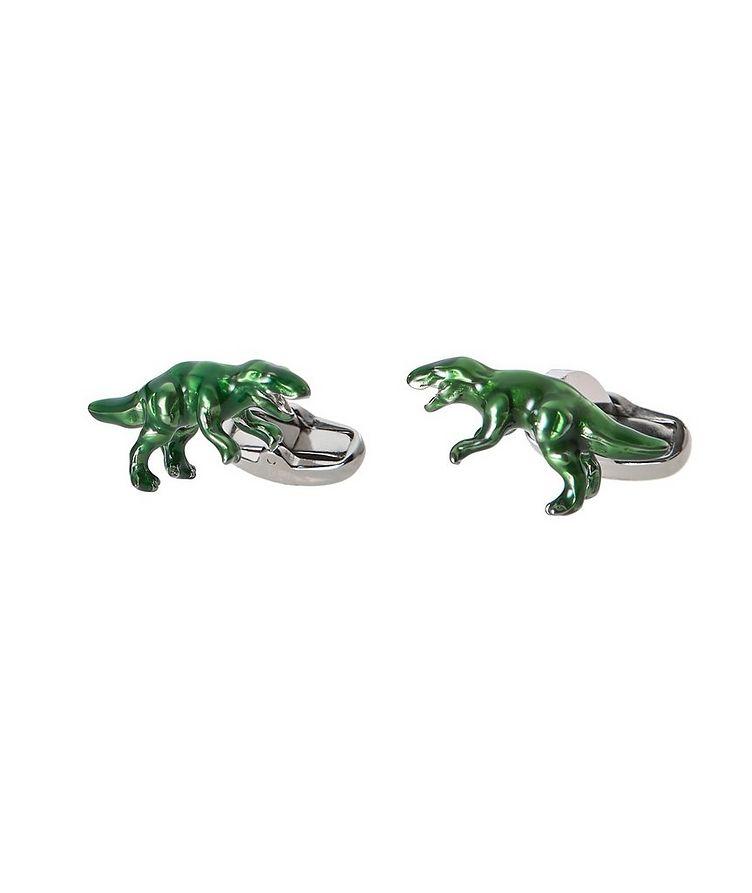 Dinosaur Cufflinks  image 0