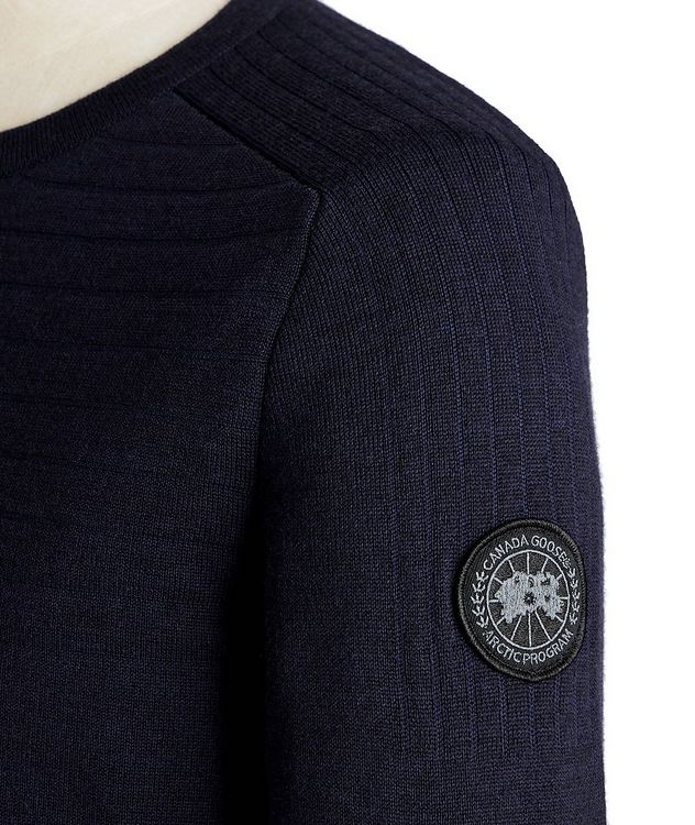 Conway Merino Wool Sweater picture 3