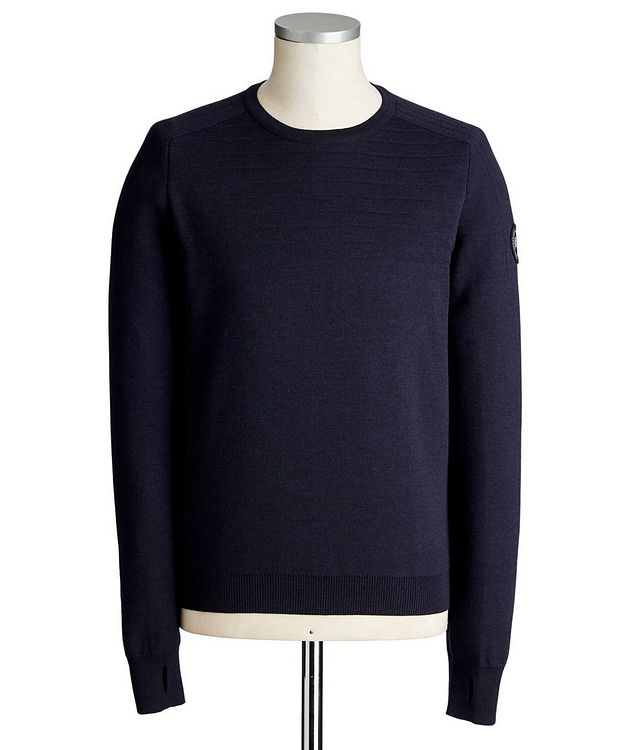 Conway Merino Wool Sweater picture 1