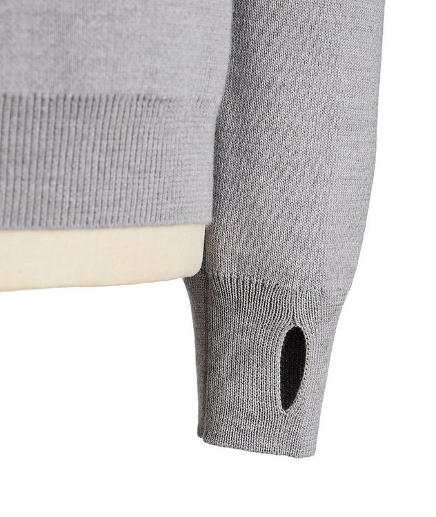 Conway Merino Wool Sweater picture 5